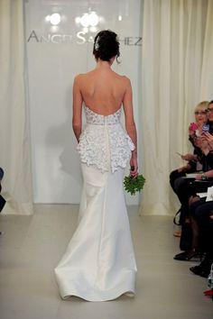 Bridal 2014 | Angel Sanchez USA