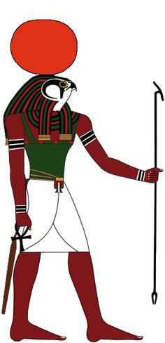 Ra- Everlasting and Everliving, Lord of Creation, The Beauty of the Sun, Father of Gods    Ra, the sun and the original pharaoh of Egyptian legend, left his kingdom to his son, Osiris and his power to Isis, once he became very ancient.