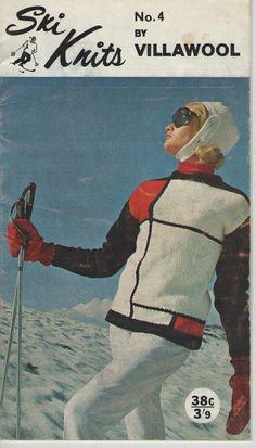 #fashion #skifashion #vintage #ski