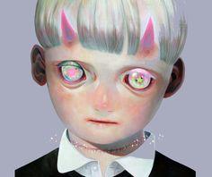 Le* Fashion Junkie: Hikari Shimoda
