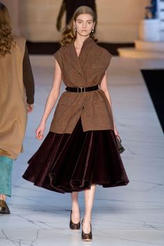 Rochas Fall 2013 RTW Collection - Fashion on TheCut