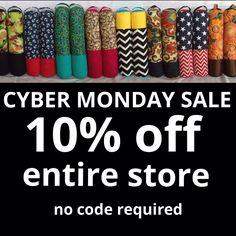 10% off all jbBootLeggers today 12/1 cyber Monday https://www.etsy.com/shop/jbBootLeggers?ref=hdr_shop_menu