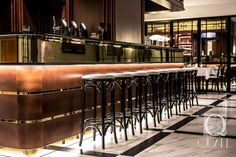 Beer Bar & Coctail Bar at Quale Restaurant in Lodz, Poland