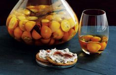 Make this exotic whisky and kumquats recipe, then pour over ice cream or drink straight with #ballsofsteel
