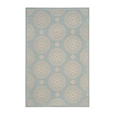 Antigua Indoor/Outdoor Rug | Ballard Designs