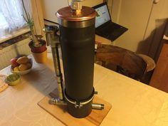 Test generátoru kouře pro udírnu Grilling, Smoke, Steak, Projects, Smokehouse, Bricolage, Log Projects, Blue Prints, Crickets