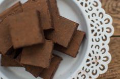 Salted Chocolate Fudge   Baking a Mess