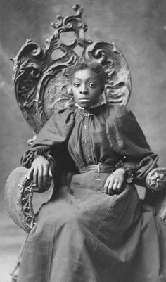 Julia Richardson, Junction City, Kansas, 1898