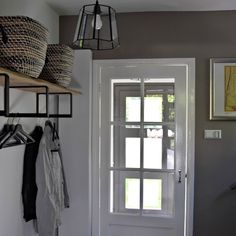 Safe Haven, Mudroom, Entryway Bench, Sweet Home, New Homes, Stairs, Interior Design, House, Inspiration