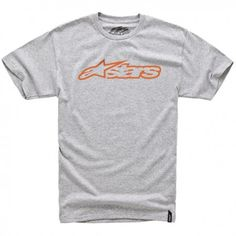 Alpinestars Astar Sticky Classic Navy Blue XL T-Shirt Tee Shirt X-Large