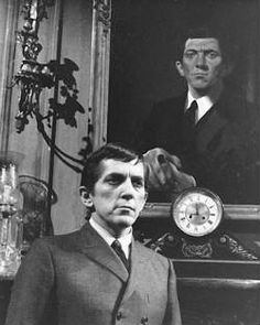The original Dark Shadows. And when Dad would get my neck to give me goosebumps it was then and still is to this day called a Barnabus. Lol