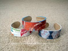 The Evolution of Home: Make Your Own Popsicle Stick Bracelets