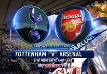 Prediksi Bola Tottenham Hotspur vs Arsenal 30 April 2017 ( Liga Inggris )