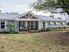 die 171 besten bilder von fixer upper h user aussen cottage landscaping und american. Black Bedroom Furniture Sets. Home Design Ideas