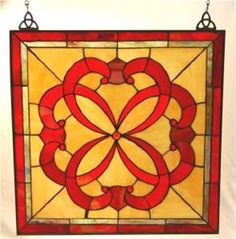 Celtic Wedding Stained Glass Window