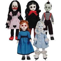 living dead dolls series sets | Living Dead Dolls Series 12 Set - Mezco Toyz - Living Dead Dolls ...