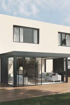 Véranda : 15 modèles d'extension de maison - Côté Maison