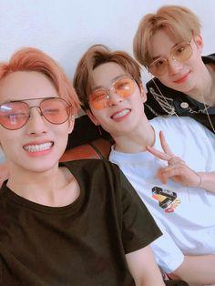 WinWin, Jaehyun and Kun. They're all so soft omg ❤️