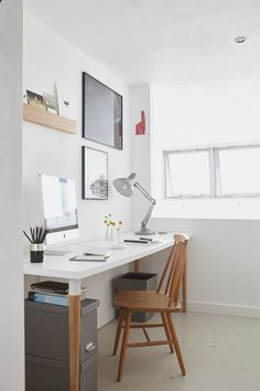 17 Stylish Scandinavian Office Designs For Small Homes
