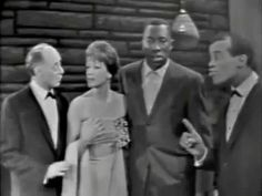 Every Day I Have The Blues  Live: Joe Williams with Dave Lambert, Jon Hendricks and Annie Ross. Count Basie, Freddie Green, Ed Jones & Sonny Payne. Hugh Hefner and Tony Bennett in the audience. You Tube  #every day i have the blues  #lambert, hendricks and ross #joe williams