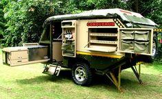 CONQUEROR AUSTRALIA UEV-490 RV Towing Campertrailers Specification