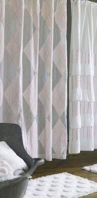 If I Didnu0027t Already Have Such A Gorgeous Shower Curtain, Argyle!