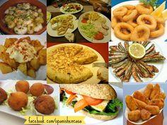 Ir de tapas: comida típica española | Spanish en casa