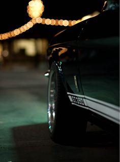 I wanna drive it all night