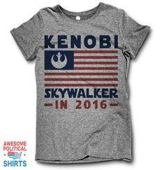 Kenobi / Skywalker 2016