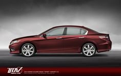 2013 Honda Accord Sedan (my next ride)