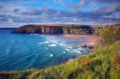 Mawgan Porth, Cornwall - I live 5 minuets from this beautiful beach