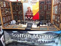 Wee stall, lots to see!