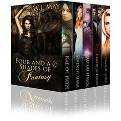 Four and a Half Shades of Fantasy: A Paranormal/Fantasy Anthology