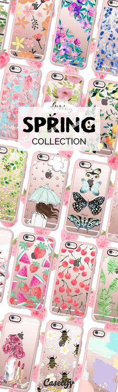 Spring is here! Shop our latest #Spring Collection here: http://www.casetify.com/collections/spring#/ | @casetify