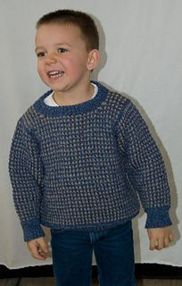 Comfy pullover for kids of all ages.