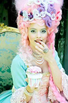 Marie Antoinette by Wildberry Studio & Rhondda Scott | Who Designed It?