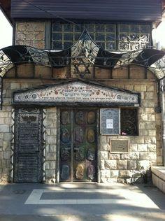 Jerusalem - right next door to my apartment Jewish Temple, Temple In Jerusalem, Jerusalem Israel, Israel Palestine, Next Door, Holy Land, Judaism, Closed Doors, Door Knobs