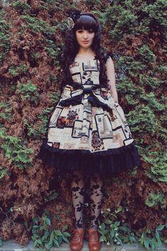 Doll Delight dress.