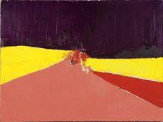 Nicolas de STAEL « Depuis ce soir-là je roule de France en Sicile, de Sicile en Italie [...]. Le point culminant fut Agrigente » - Arty Parade, or art in three dimensions