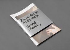 Zaha Hadid Architects Brand Identity