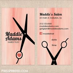 Hairstylist business cards hair stylist business cards hair salon hairstylist business cards hair stylist business cards hair salon business cards products i love pinterest hairstylist business cards colourmoves Image collections