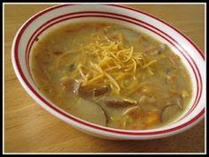 A Kitchen Addiction: Chicken Corn Chowder