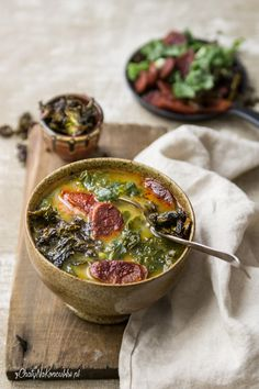 Portugalska zupa caldo verde