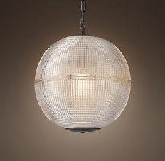 Prismatic Globe Pendant