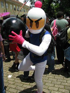 Isto foi a minha máscara no Carnaval do ano passado.