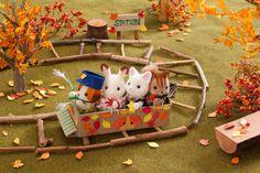 Buy Garden Swing Online Sylvanian Families Toys