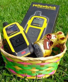 Spring Specials with Yellowbrick Tracking Device
