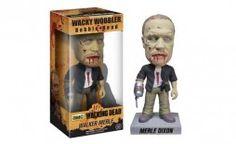 The Walking Dead Zombie Merle Walker Merle Dixon Bobblehead