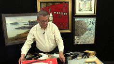 Larson-Juhl Video Series: Ask a Pro - How to Measure for a Float Frame