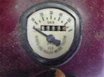 Jawa 50typ 550Pionýr stachometrem, určená pro vývoz